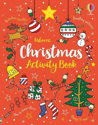 Christmas Activity Book book