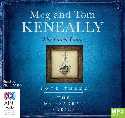 The Power Game by Tom Keneally