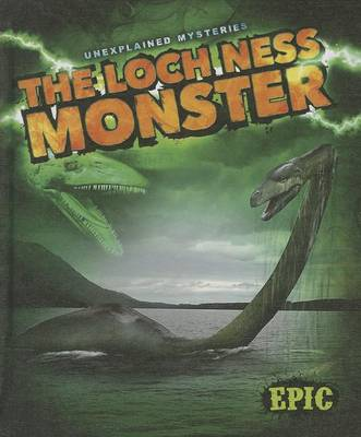 The Loch Ness Monster by Ray McClellan
