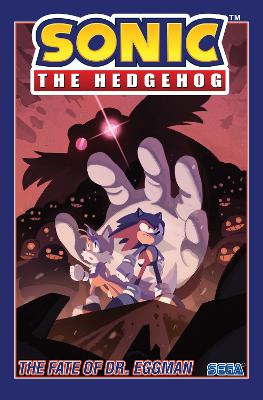 Sonic The Hedgehog, Vol. 2: The Fate of Dr. Eggman by Ian Flynn