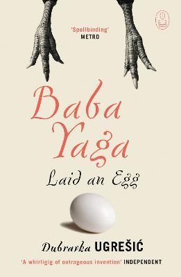 Baba Yaga Laid an Egg book