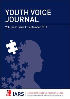 Youth Voice Journal  v. 2, Issue 1 by Theo Gavrielides