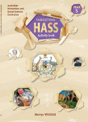 Targeting Hass Student Work Book Year 5 book