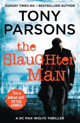 Slaughter Man by Tony Parsons