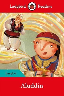 Aladdin - Ladybird Readers Level 4 by
