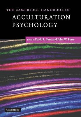 Cambridge Handbook of Acculturation Psychology book
