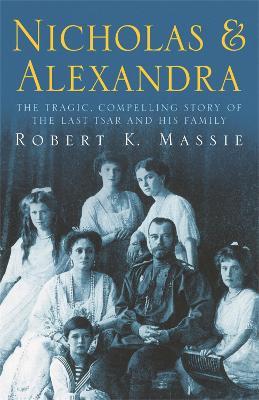 Nicholas & Alexandra book