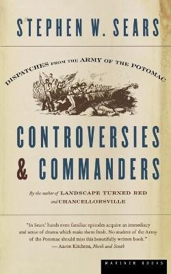Controversies & Commanders book