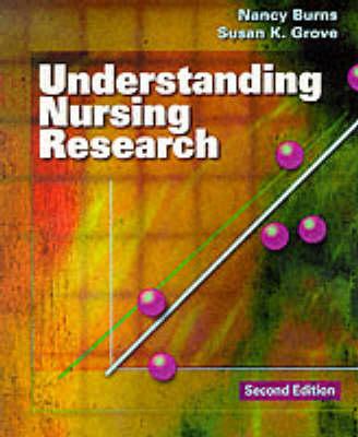 Understanding Nursing Research book