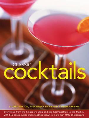 Classic Cocktails by Stuart Walton