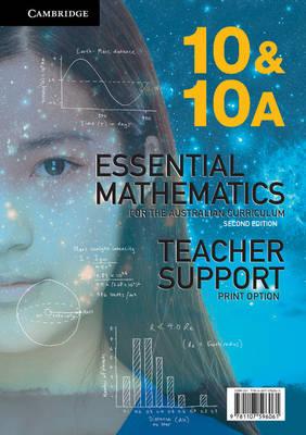 Essential Mathematics for the Australian Curriculum Year 10 Teacher Support Print Option by David Greenwood