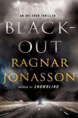 Blackout by Ragnar Jonasson