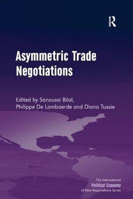 Asymmetric Trade Negotiations book
