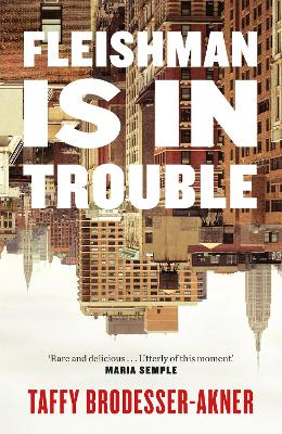 Fleishman Is in Trouble: THE SUNDAY TIMES TOP TEN BESTSELLER by Taffy Brodesser-Akner