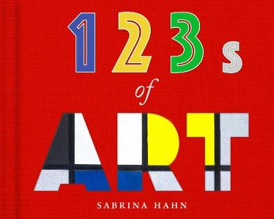 123s of Art by Sabrina Hahn