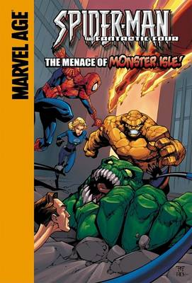 Fantastic Four: The Menace of Monster Isle! book