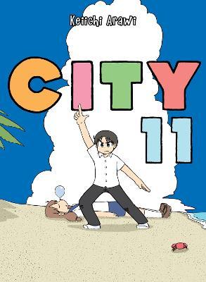 City 11 book