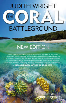 Coral Battleground by Judith Wright