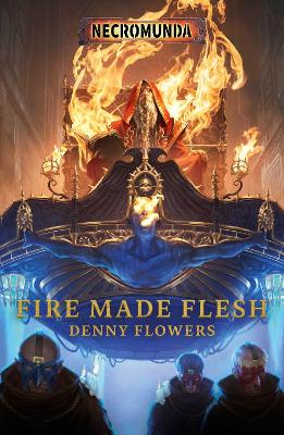 Fire Made Flesh by Denny Flowers
