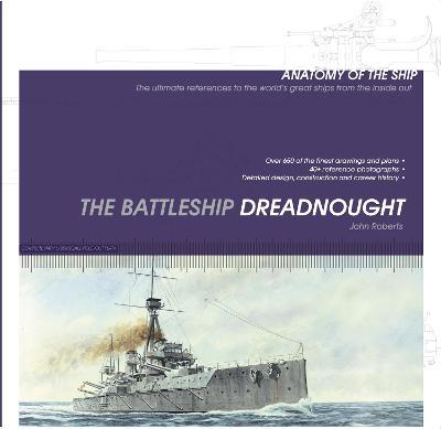 Battleship Dreadnought by John Roberts