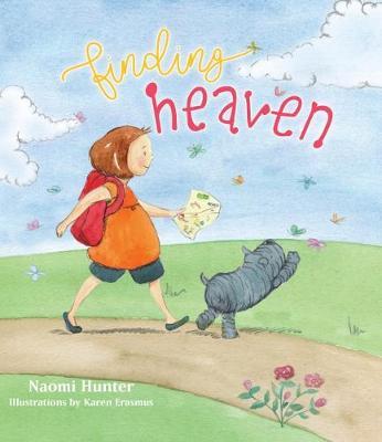 Finding Heaven book