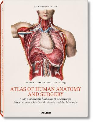 Bourgery, Atlas of Anatomy by Jean-Marie Le Minor