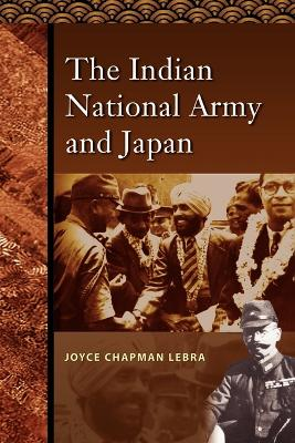 Indian National Army and Japan book