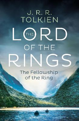 The The Fellowship of the Ring (The Lord of the Rings, Book 1) by J. R. R. Tolkien