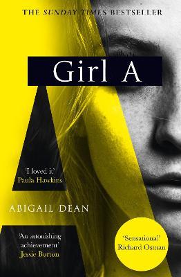 Girl A book