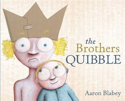 Brothers Quibble book