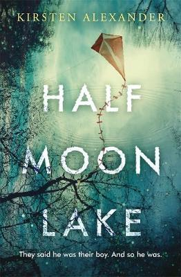 Half Moon Lake book