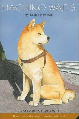 Hachiko Waits by Leslea Newman