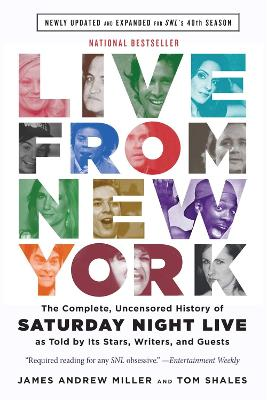 Live From New York by Tom Shales