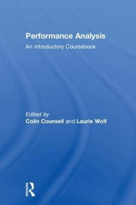 Performance Analysis book