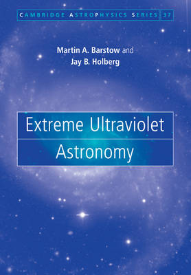 Extreme Ultraviolet Astronomy book