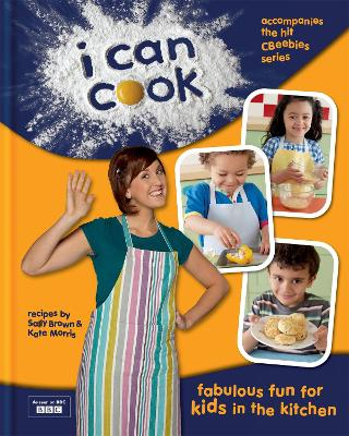 I Can Cook by Brown, Sally