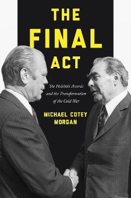 The Final Act by Michael Cotey Morgan