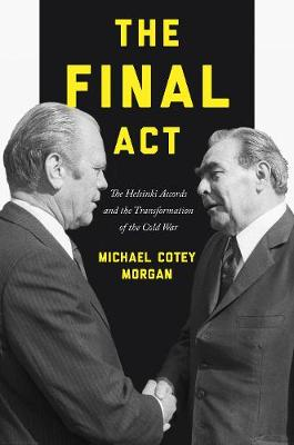 The Final Act by Michael Cotey Morgan