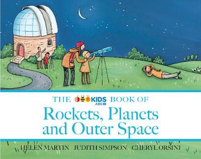 The ABC Book of Rockets, Planets and Outer Space book