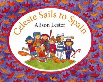 Celeste Sails to Spain book