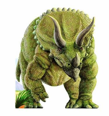 Mini Dinosaurs - Triceratops: Triceratops by Andrea Lorini