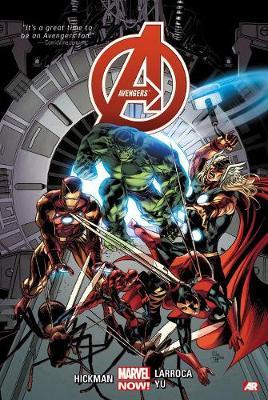 Avengers By Jonathan Hickman Vol. 3 by Salvador Larroca