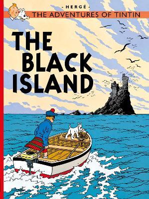 The Black Island by Herge