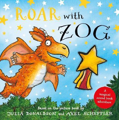 Roar with Zog book