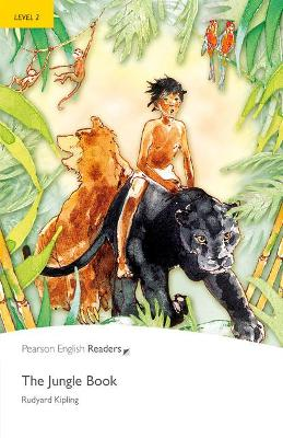 Level 2: The Jungle Book and MP3 Pack book