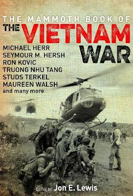 Mammoth Book of the Vietnam War book