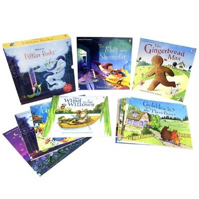 Usborne Picture Books 12 Book Box Set book