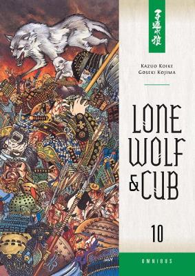 Lone Wolf And Cub Omnibus Volume 10 by Kazuo Koike