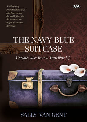 The Navy-blue Suitcase by Sally van Gent