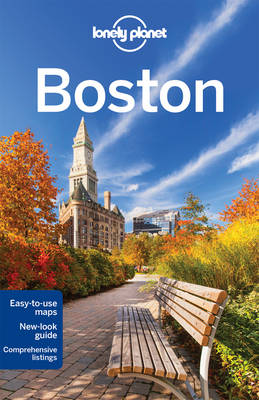Lonely Planet Boston by Lonely Planet